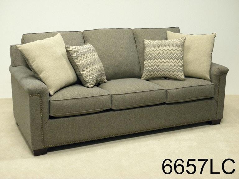 Awe Inspiring Lacrosse Living Room 78 No Sag Sofa 6657Lc High Country Dailytribune Chair Design For Home Dailytribuneorg