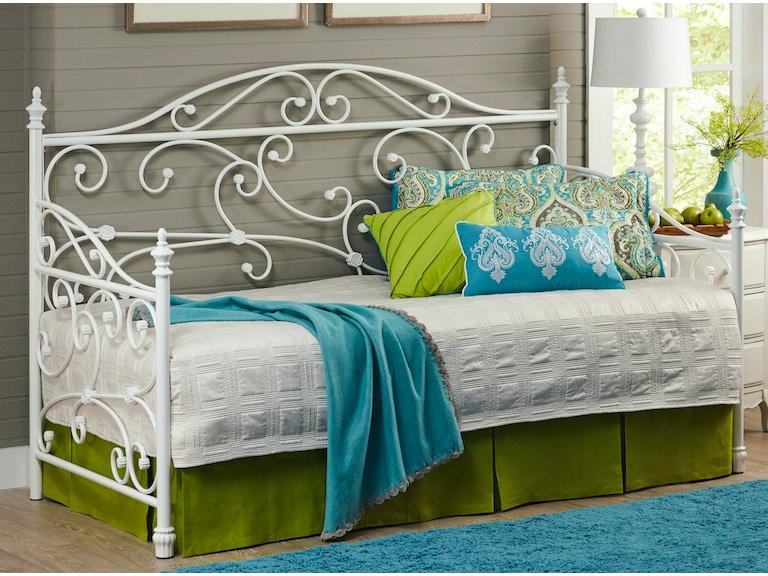 Largo International Bedroom Metal Daybed 1276 At Aarons Fine Furniture