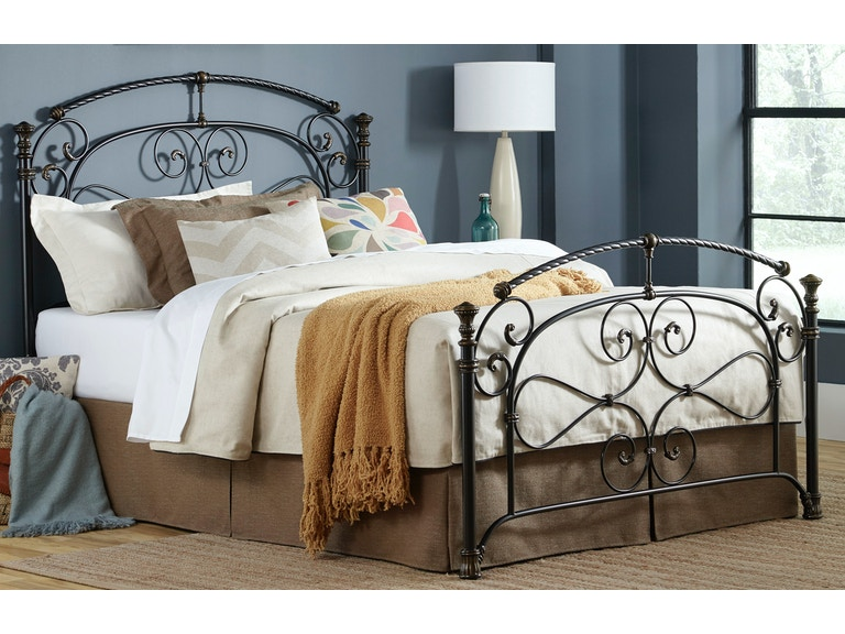 Largo International Bedroom King Headboard 1650kh Ing