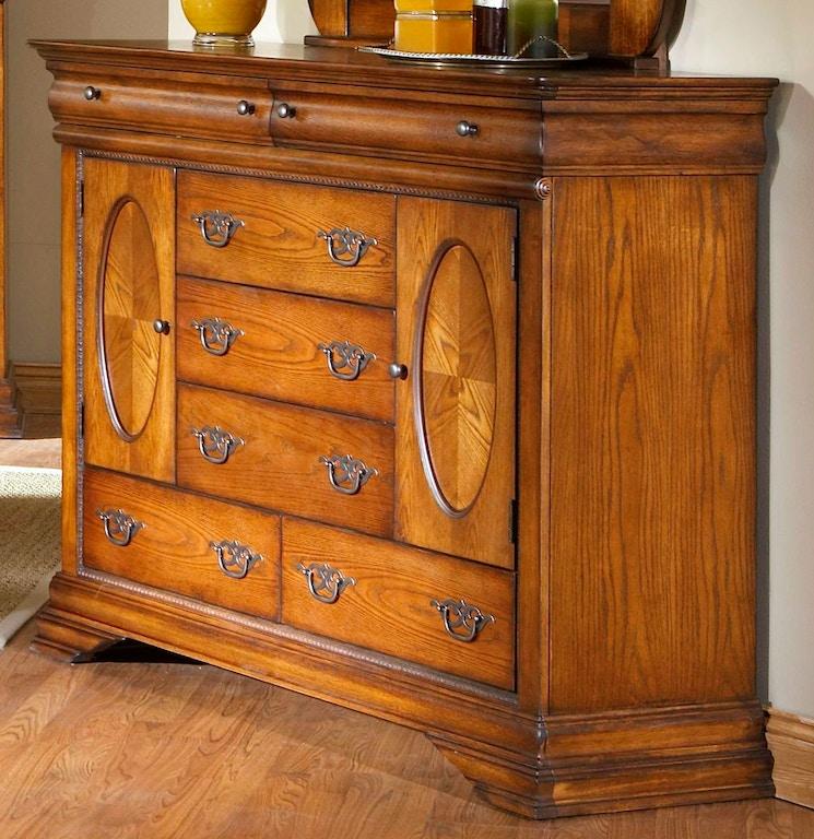 competitive price 046c3 83f8a Largo International Bedroom Bureau B4850-11 - Indian River ...