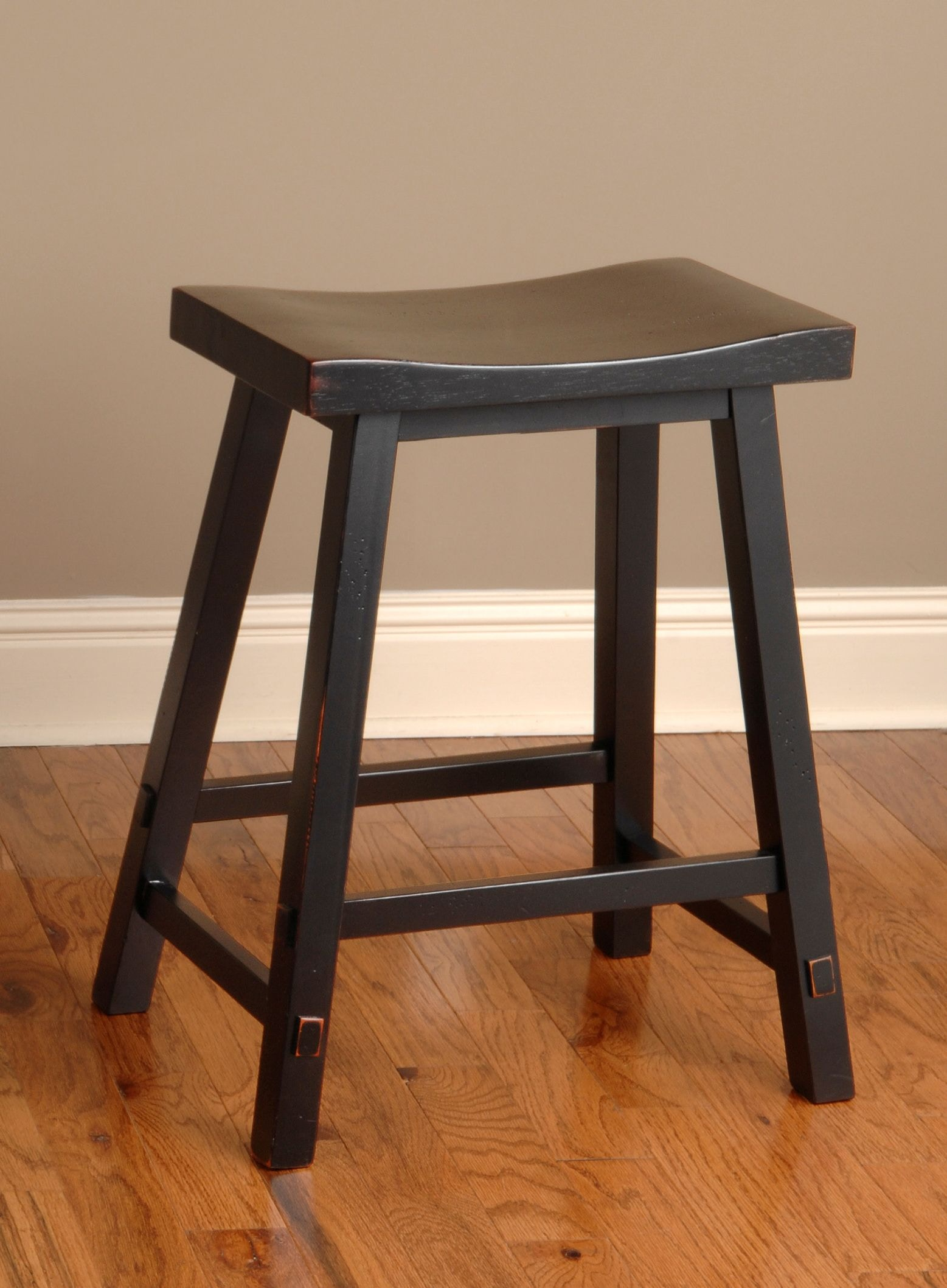 largo 24 inches backless counter stool d118122
