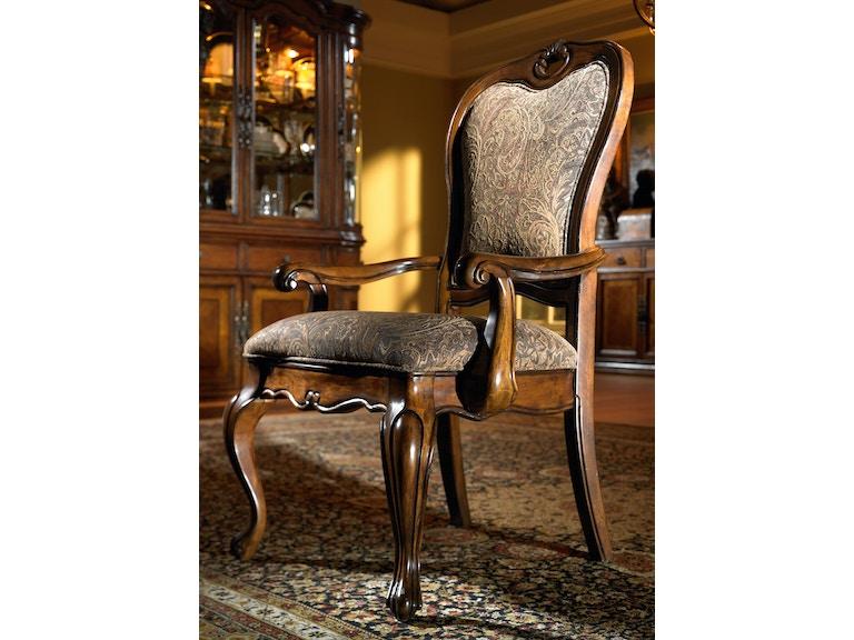 Largo International Arm Chair D121A 42