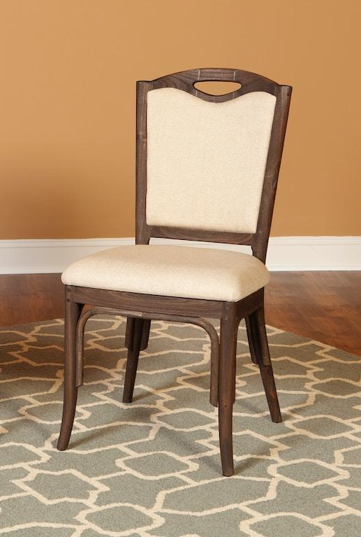 Largo International Dining Room Rectangular Turned Leg