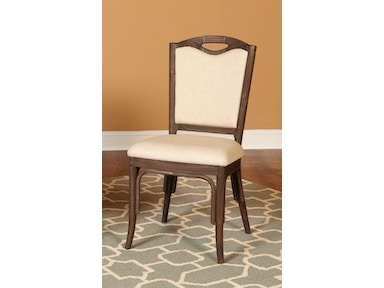 Largo International Upholstered Side Chair D210-48