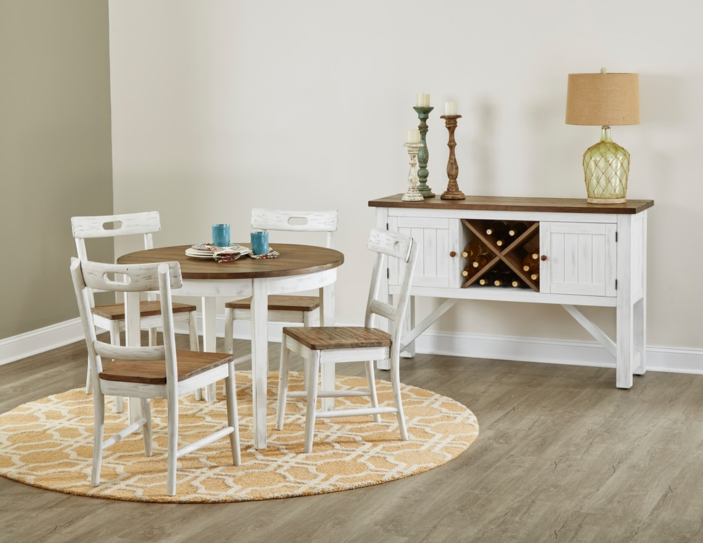 Largo International Round Dining Table D259 30