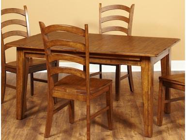 Largo International Dining Room Rectangular Table Legs
