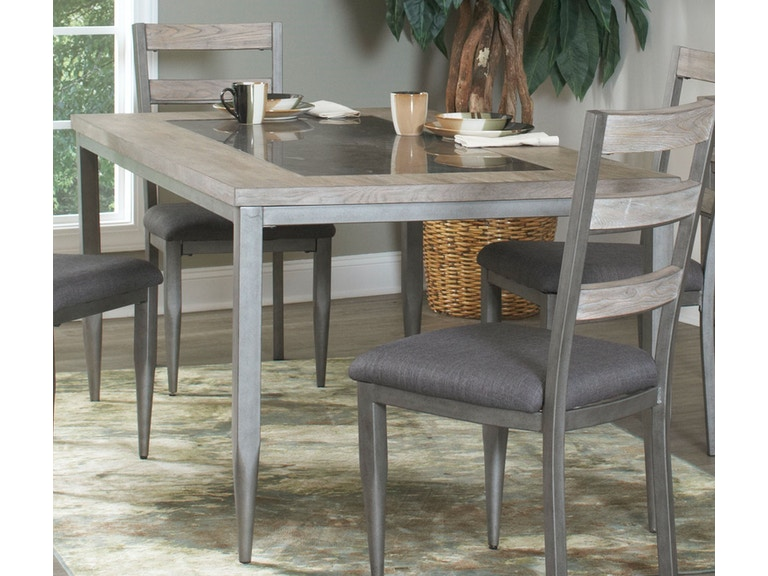 Largo International Dining Room Rectangular Dining Table D312 31