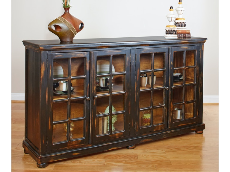 Largo International Dining Room Sideboard D369 54 At Indian River Furniture