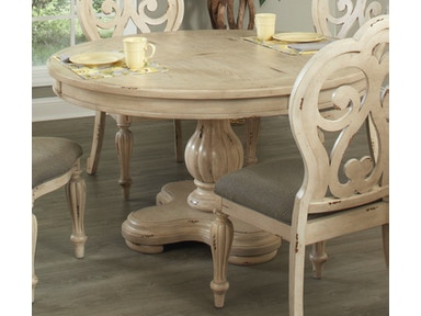 Largo International Dining Room Round Table Base