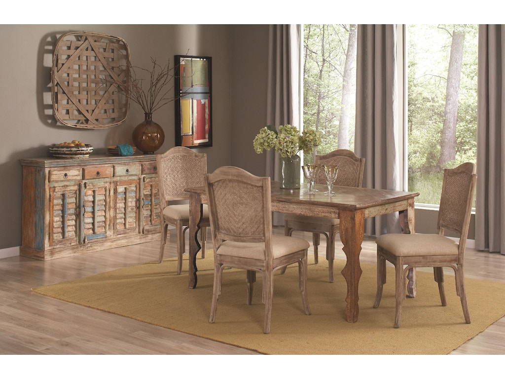 Largo International Dining Room Rectangular Dining Table D660 31 Shumake Furniture Decatur