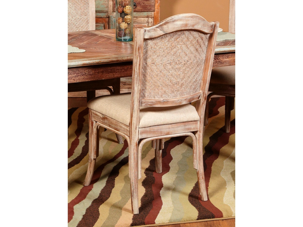 Largo International Dining Room Side Chair D660 41 Quality Furniture Murfreesboro Tn