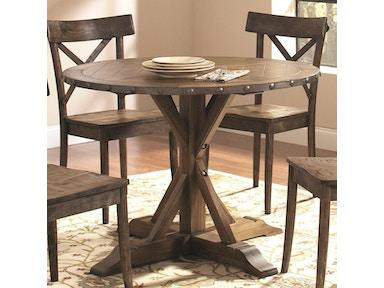 Largo International Dining Room Round Table D681 30 North Carolina