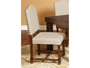 Largo International Lance Upholstered Side Chair D681-43