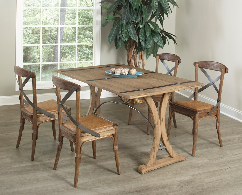 Largo International Folding Top Dining Table D685 33