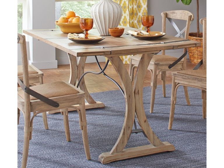 Largo International Dining Room Folding Top Table D685 33 Haynes Brothers Volusia County
