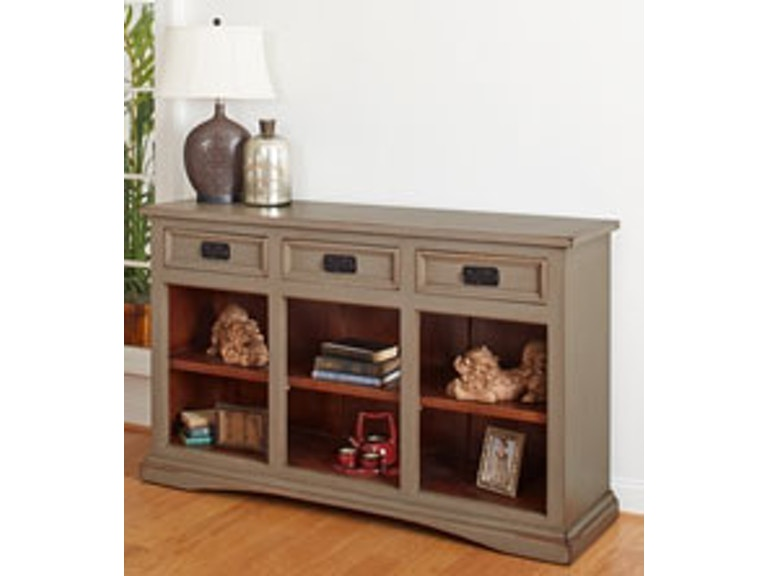 Largo International Dining Room Buffet Cabinet D740 54 At To
