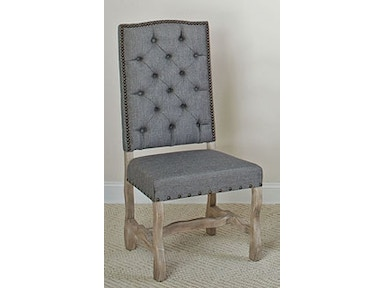 Largo International Side Chair (2/Ctn) D870-41