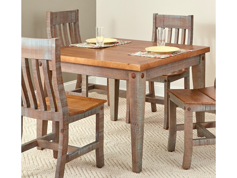 Largo International Dining Room Square Dining Table D890 31 High