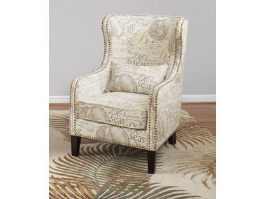 Largo International Accent Chair F690