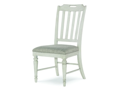 Legacy Classic Furniture Slat Back Side Chair 6400-140 KD