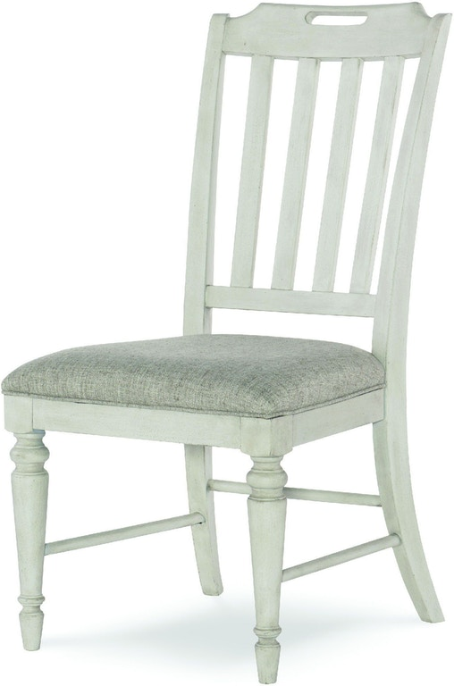 Legacy Classic Furniture Dining Room Slat Back Side Chair