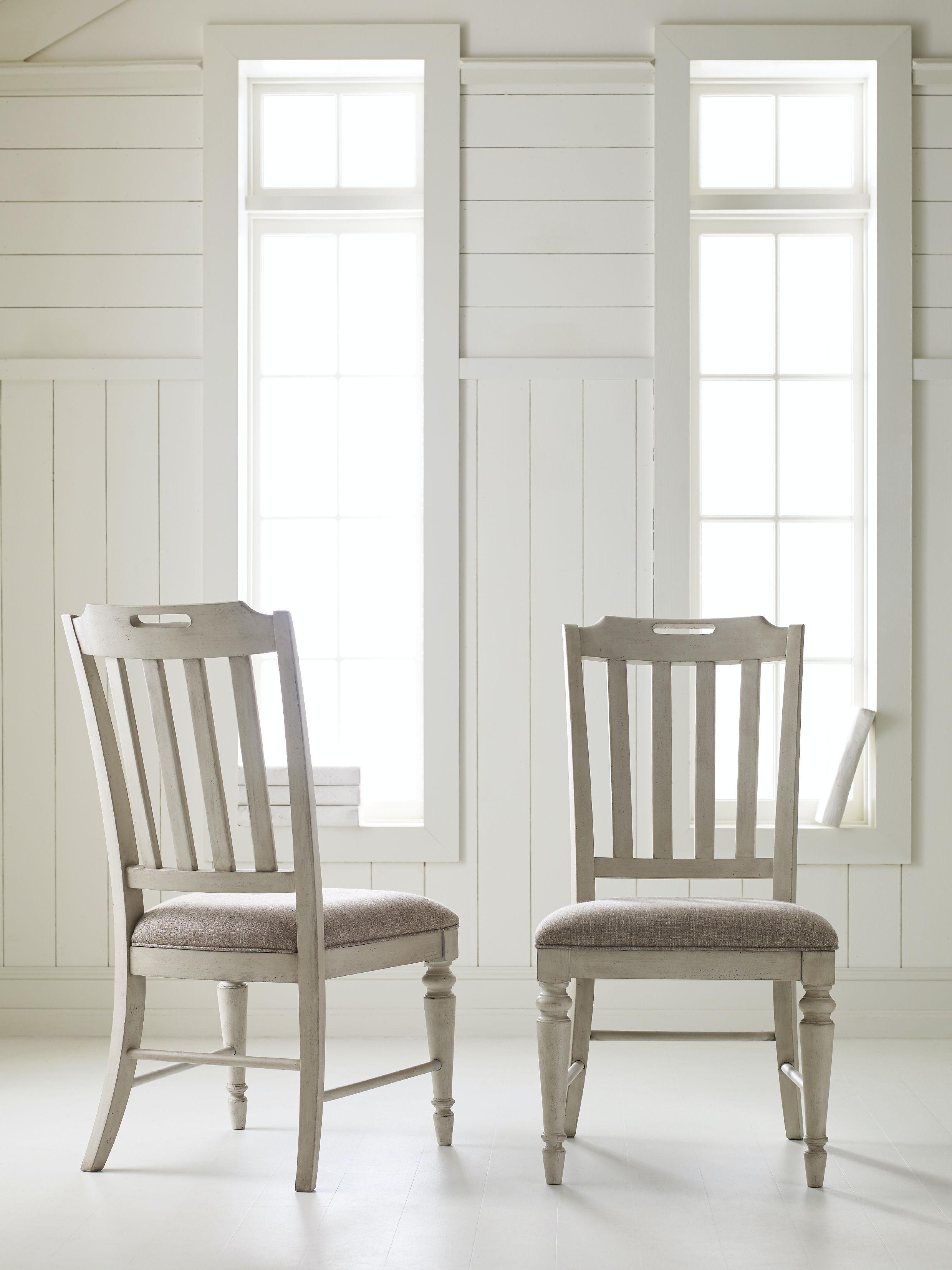 Legacy Classic Furniture Slat Back Side Chair 6400 140 KD