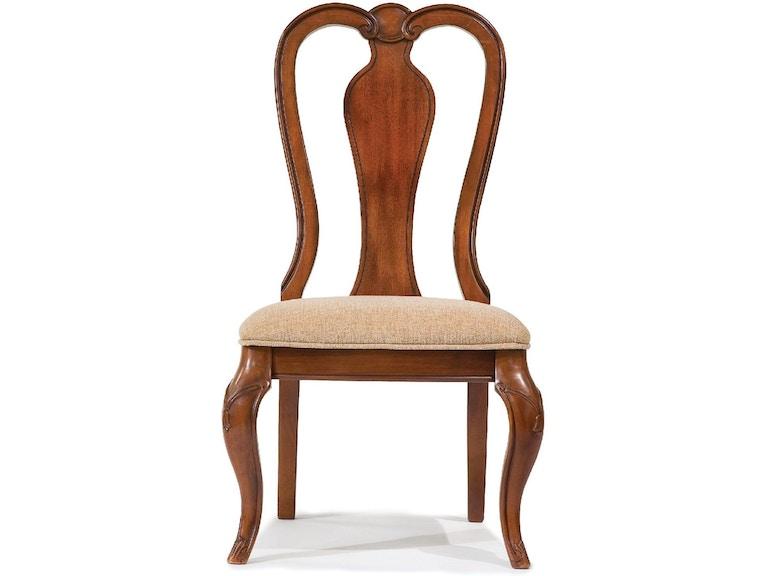 Queen Anne Side Chair Ql9180140kd