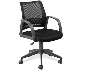 10066BL Black Mesh Office Chair