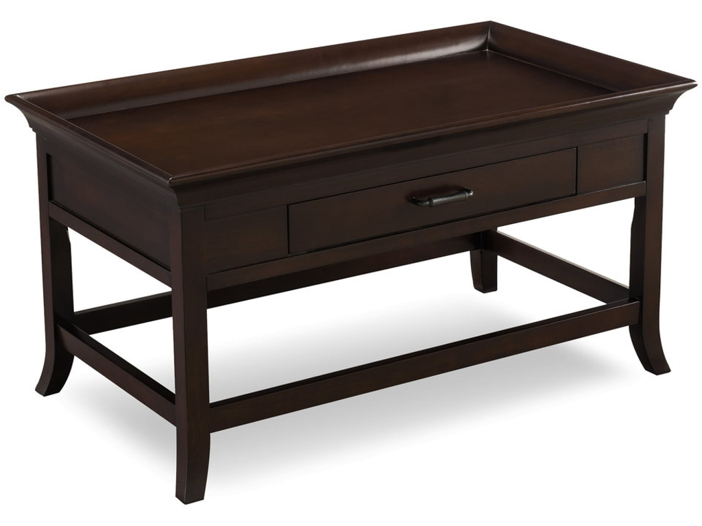 Leick Home Living Room Coffee Table 10128 Schmitt Furniture Company New Albany In