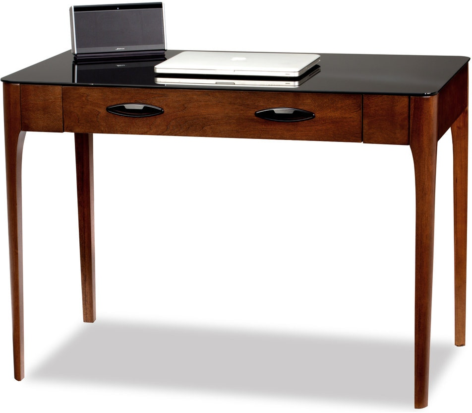 Leick Furniture Home Office Obsidian Writing Computer Desk