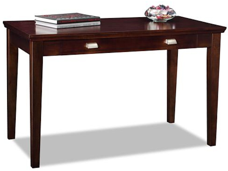 Leick Home Home Office Chocolate Cherry Laptop Desk 81400 Eller