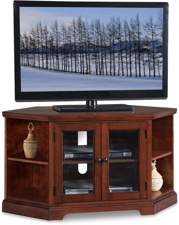 Leick Home Office Westwood 46 Corner Tv Stand With