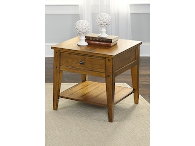 Liberty Furniture End Table 254877