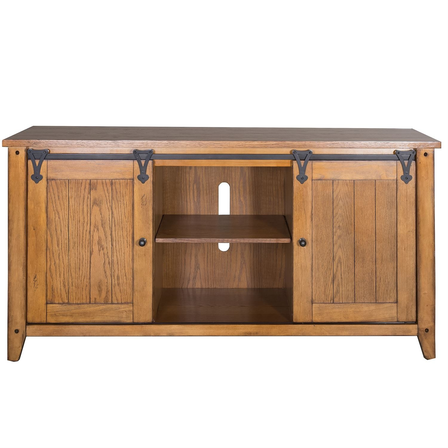 Superbe Liberty Furniture Home Entertainment TV Console 110 TV60 At Patrick  Furniture
