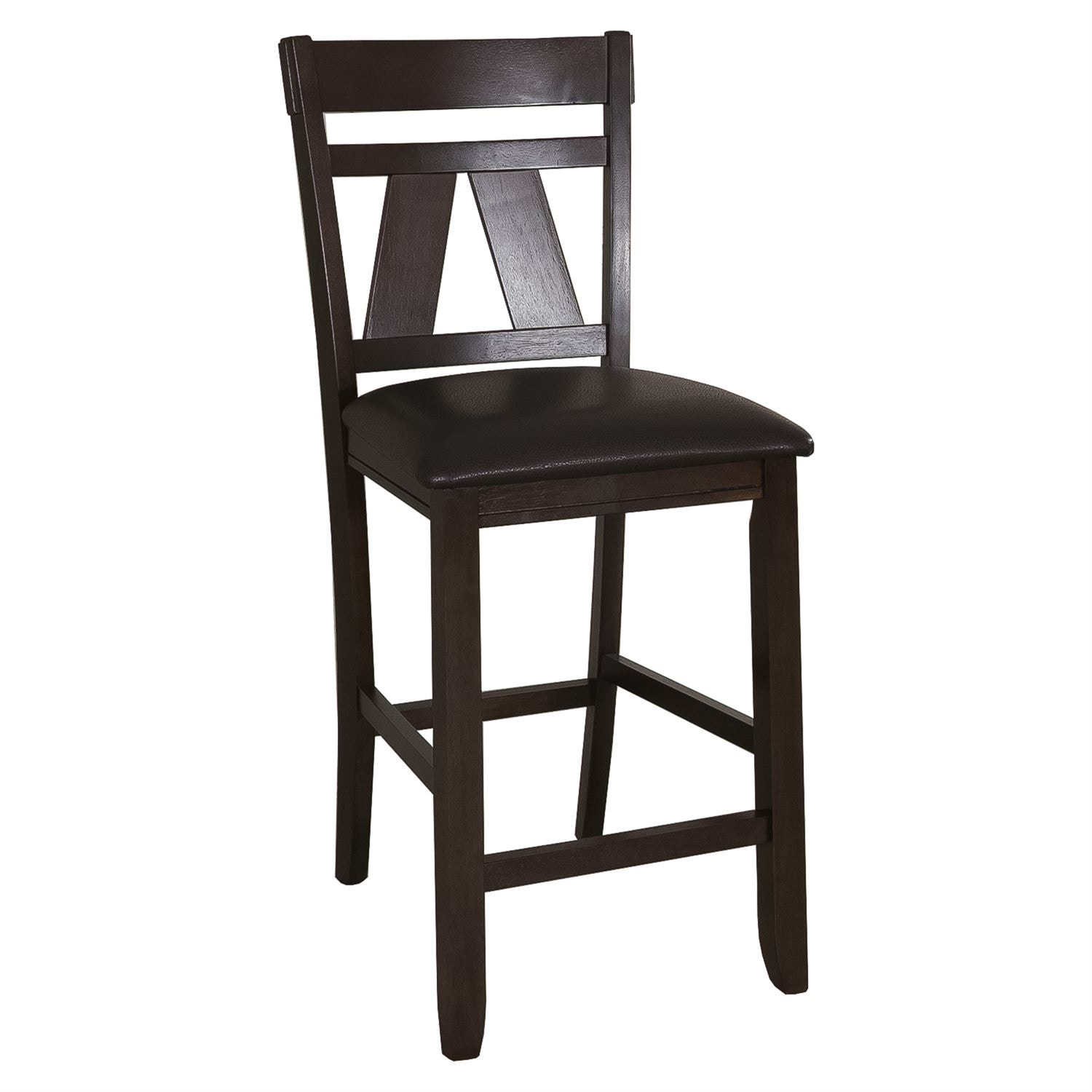 Liberty Furniture Splat Back Counter Chair (RTA) 116 B250124