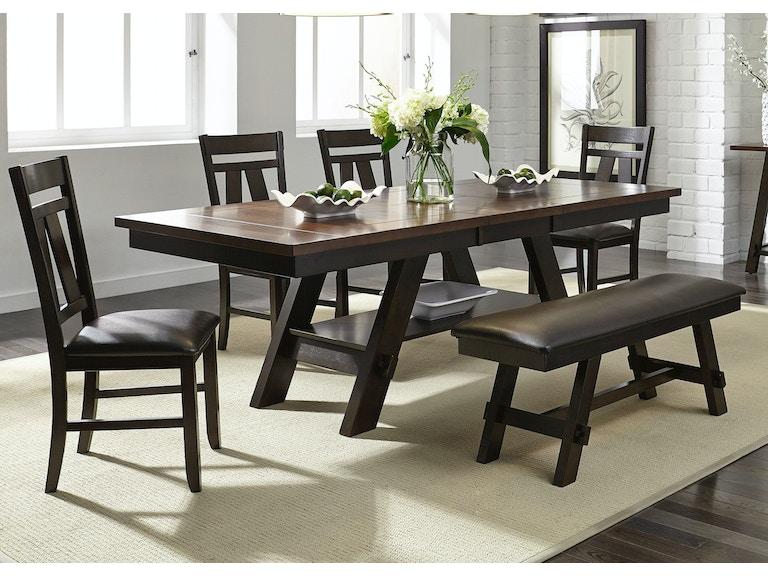 Liberty Furniture 6 Piece Rectangular Table Set 116 CD 6RTS