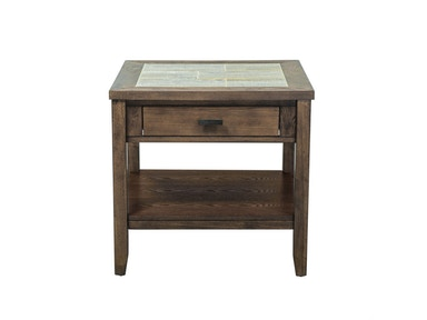 Liberty Furniture End Table 147-OT1020