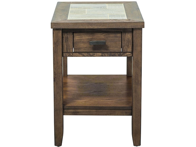 Liberty Furniture Living Room Chair Side Table 147 Ot1021 At Sawmill Inc