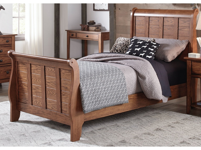 liberty furniture youth twin sleigh bed 175-ybr-tsl - wholesale