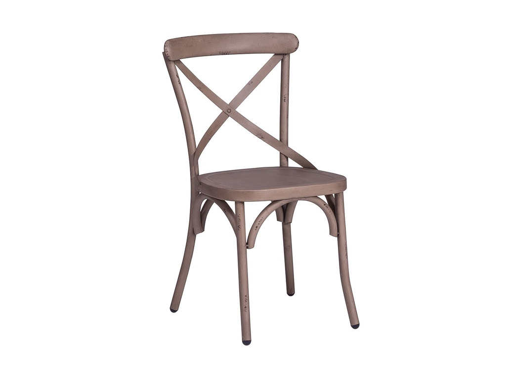 Liberty furniture bar and game room x back side chair for Furniture quiz