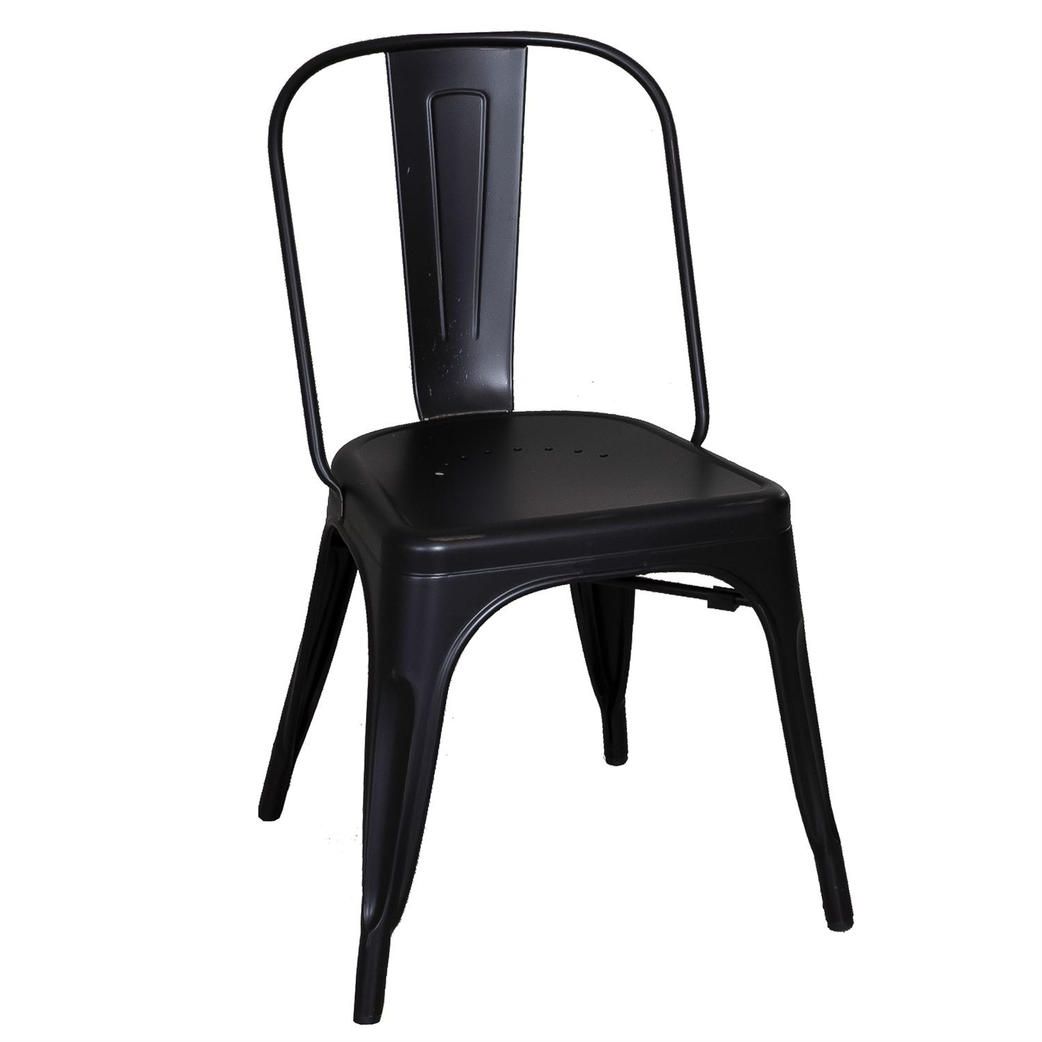 Liberty Furniture Bow Back Side Chair   Black 179 C3505 B