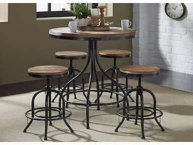 Liberty Furniture 5 Piece Pub Set 179-CD-5PUB