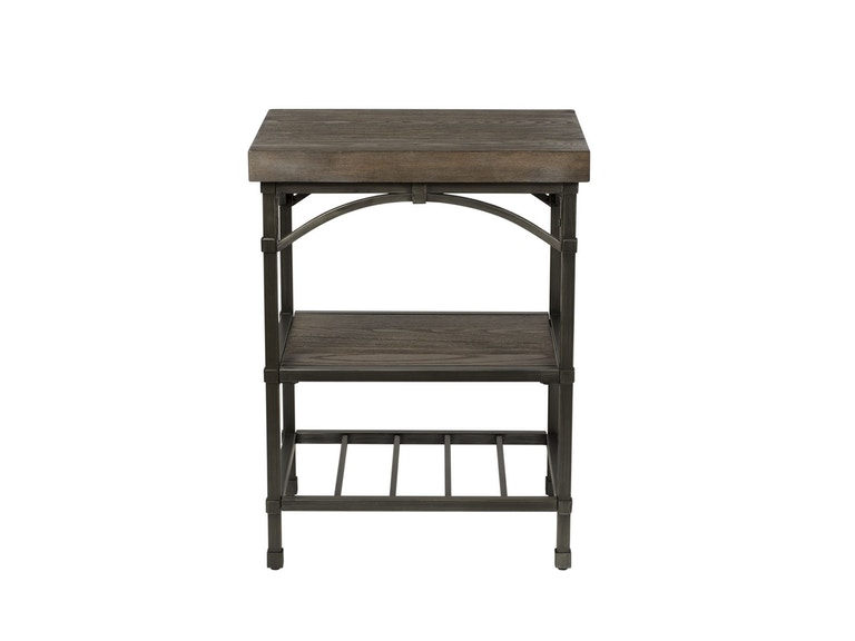 Liberty Furniture Living Room Chair Side Table 202 Ot1021