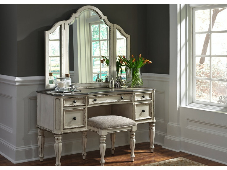 Liberty Furniture Bedroom Vanity 244-BR-VN - Kettle River Furniture ...