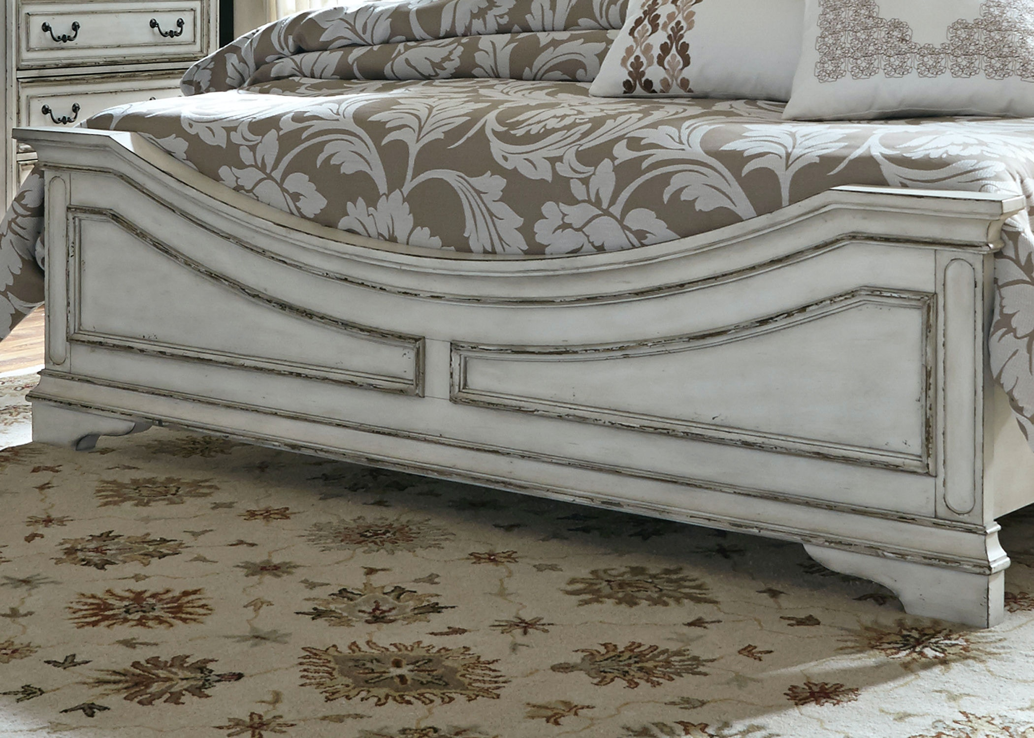 Liberty Furniture Bedroom King Panel Footboard 244 BR16 At B.F. Myers  Furniture