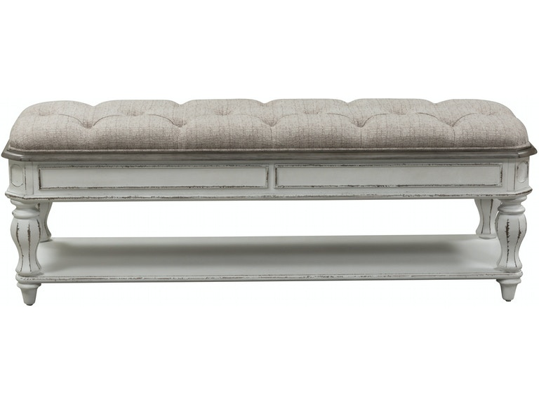 Liberty Furniture Bedroom Bed Bench 244-BR47 - Good\'s ...