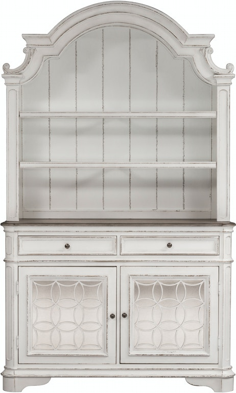 Liberty Furniture Dining Room Hutch And Buffet 244 Dr Hb