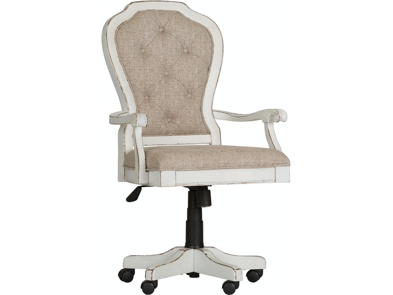 Liberty Furniture Home Office Jr Executive Desk Chair 244 Ho197 Kemper Home Furnishings London