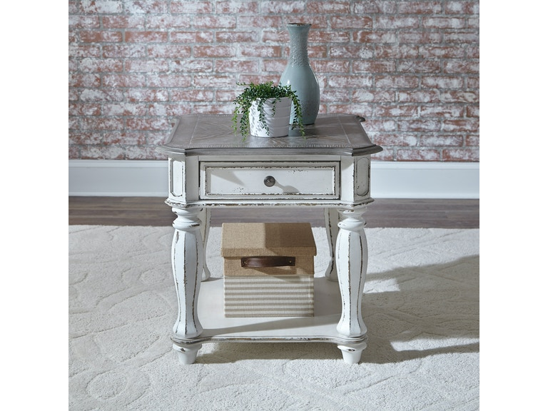 Liberty Furniture Living Room End Table 244 Ot1020 China Towne Furniture Solvay Ny Syracuse