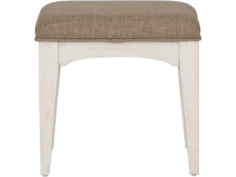 Liberty Furniture Bedroom Vanity Stool 249-BR48 - Bostic ...
